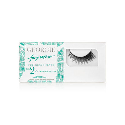 Georgie Beauty Style No. 2 L'Avant-Gardiste Lashes