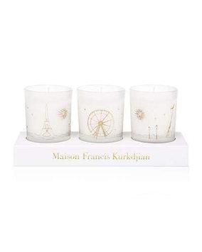 Three Scented Candles Set, 70g each Maison Francis Kurkdjian