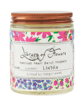 Linden Luminary, 5 oz. - Library of Flowers