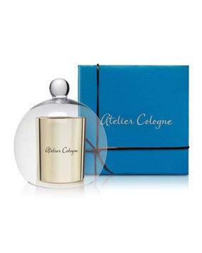 Santal Carmin Candle & Cloche Set Atelier Cologne