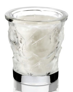 Ocean Crystal Candle, 750g Lalique