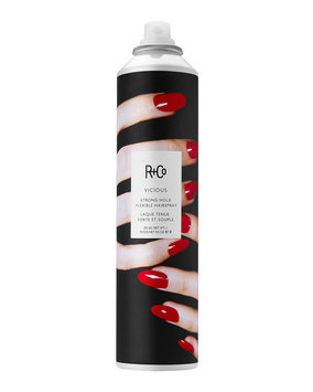 R+Co Vicious Strong Hold Flexible Hairspray