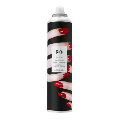R+Co Vicious Strong Hold Flexible Hairspray
