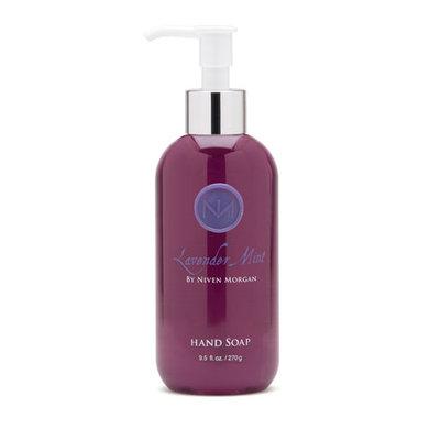 Lavender Mint Hand Soap, 9.5 oz. - Niven Morgan - Lavender