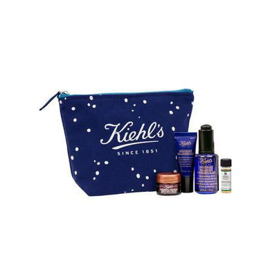 Kiehl's Jeremyville - Overnight Essentials Set