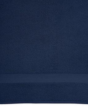 Lauren Ralph Lauren Wescott Cotton Tub Mat-CLUB NAVY-Bath Mat