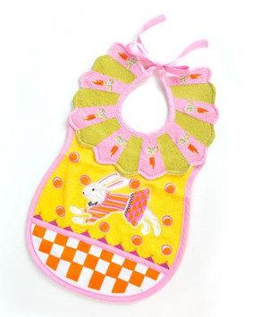 Toddler's Bunny Bib - MacKenzie-Childs