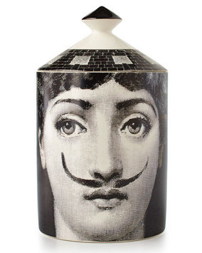 Fornasetti - Scented Candle -La Femme Aux Moustaches