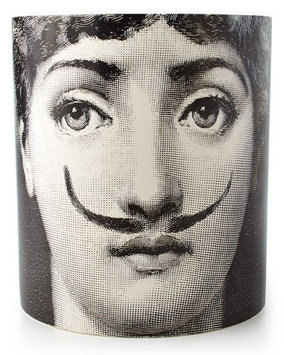 Fornasetti - Large Scented Candle - La Femme Aux Moustaches