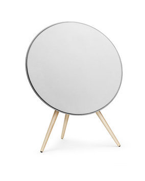 Bang & Olufsen BeoPlay A9 White With Maple Legs Speaker System