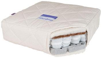 Naturalmat Spring Mat Crib Mattress & Mattress Protector