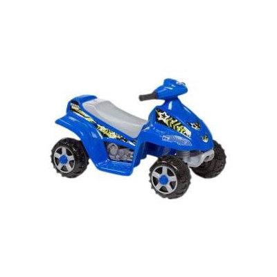 Kid Trax Moto Trax Toddler Quad, Blue