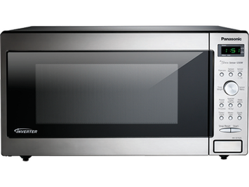 Panasonic NN-SD762S Genius 1.6 Cu Ft Microwave Oven