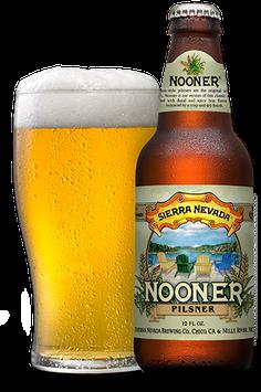 Sierra Nevada Nooner® Pilsner