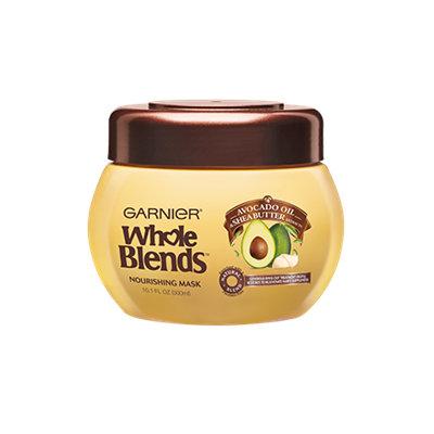 Garnier Whole Blends Avocado Oil & Shea Butter Extracts Nourishing Mask