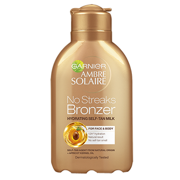 Garnier Ambre Solaire No Streaks Hydrating Self-Tan Milk