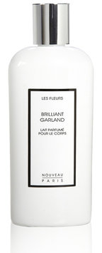 Nouveau Paris Les Fleurs Brilliant Garland Lait Parfume Pour Le Corps