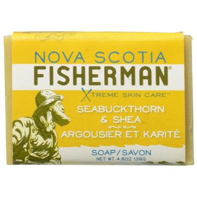 Nova Scotia Fisherman - Seabuckthorn & Shea Soap - 4.8 oz.