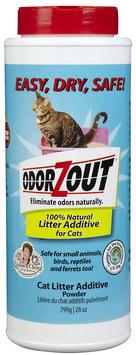 Odorzout Cat Litter Additive Powder
