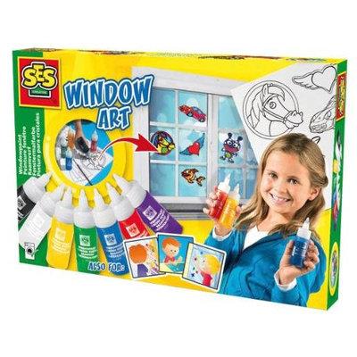 SES Creative Children's Window Paint Set - 1 ct.