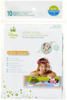 Neat Solutions Eco Table Topper - Minnie Mouse Clubhouse - 10 ct