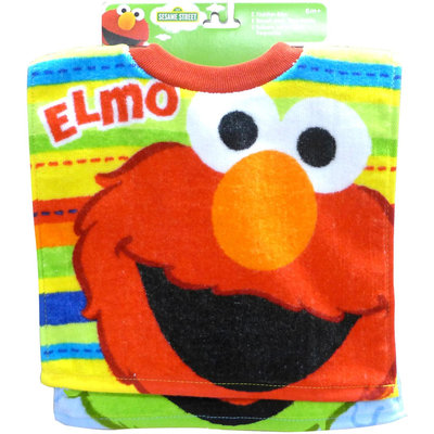 Neat Solutions Pullover Toddler Bib - Elmo - 2 ct