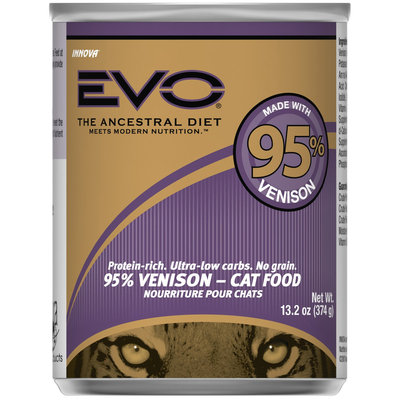 EVO 95% Venison Canned Cat Food