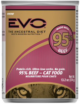 EVO 95% Beef Canned Cat Food