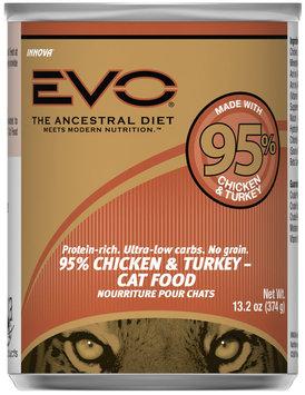 EVO 95% Turkey & Chicken Canned Cat Food