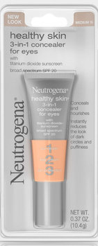 Neutrogena® Healthy Skin 3-in-1 Concealer For Eyes Broad Spectrum SPF 20