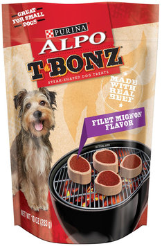 Purina Tiny T Bonz Filet Mignon Flavor 3.75lb (6 x 10oz)
