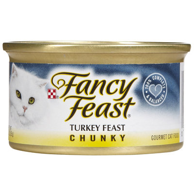 Nestlé Purina Fancy Feast - Chunky - 24 x 3 oz