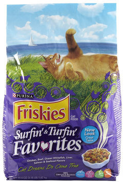 Friskies Surfin' & Turfin' Favorites