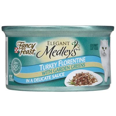 Nestlé Purina Cat Supplies Fancy Feast Lean Turkey Florentine