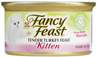 Nestlé Purina Fancy Feast Gourmet Kitten Formula - 24 x 3 oz