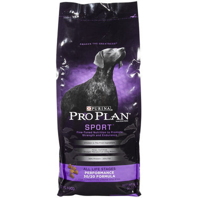 Purina Pro Plan Sport All Life Stages Performance 30/20 Formula