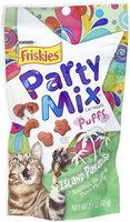 Friskies Party Mix Puff Treats - Island Paradise: 2.1 oz