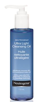 Neutrogena® Ultra Light Cleansing Oil