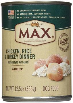 Nutro Max - Adult Dog Food - 12 x 12.5 oz