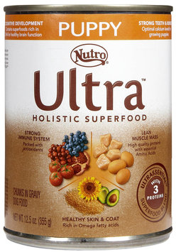Nutro Products Inc Nutro Products NU10022 12-12.5 oz Ultra Puppy