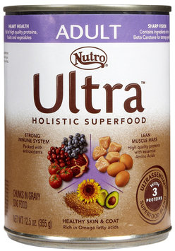 Nutro Ultra Adult - 12 x 12.5 oz