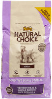 Nutro Adult Venison Meal & Whole Brown Rice Formula