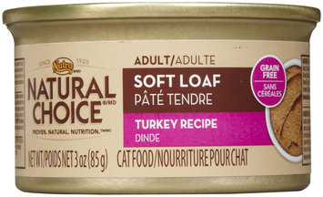 Nutro Natural Choice Adult Soft Loaf Recipe - 24x3oz