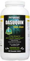 NutraMax Dasuquin with MSM for Large Dogs - Chew Tabs