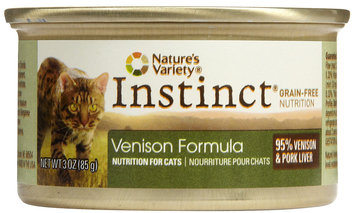 Natures Variety Nature's Variety Instinct Canned Food - 24 x 3 oz