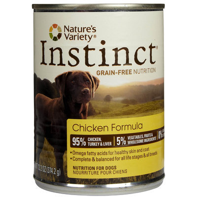 Natures Variety Nature's Variety Instinct - Canine - 12 x 13.2 oz