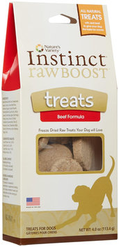 Natures Variety Nature's Variety Instinct Raw Boost Bites - Beef - 4 oz