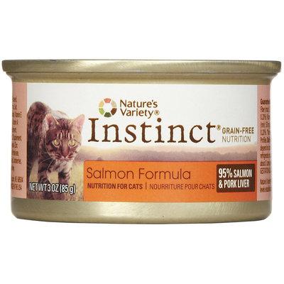 Natures Variety Nature's Variety Instinct Grain - Free Salmon Cat Food
