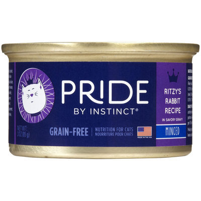Natures Variety Nature's Variety Instinct Pride Ritzy's Rabbit Recipe