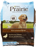 Natures Variety Nature's Variety Prairie Duck & Oatmeal Recipe